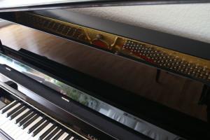 Klavierhocker oder Klavierbank
